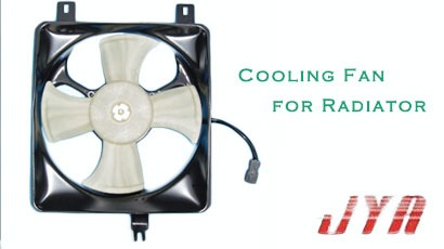 Cooling Fan for Radiator for Cooling System made by JIANN YEH AUTO PARTS CO., LTD. 健業汽車材料有限公司 – MatchSupplier.com