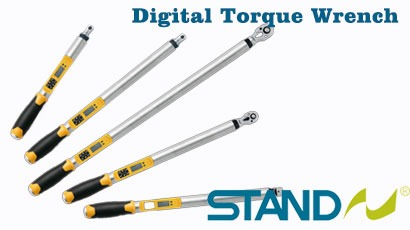 Digital Torque Wrench for Repair Hand Tools made by STAND TOOLS ENTERPRISE CO., LTD. 首君企業股份有限公司 – MatchSupplier.com