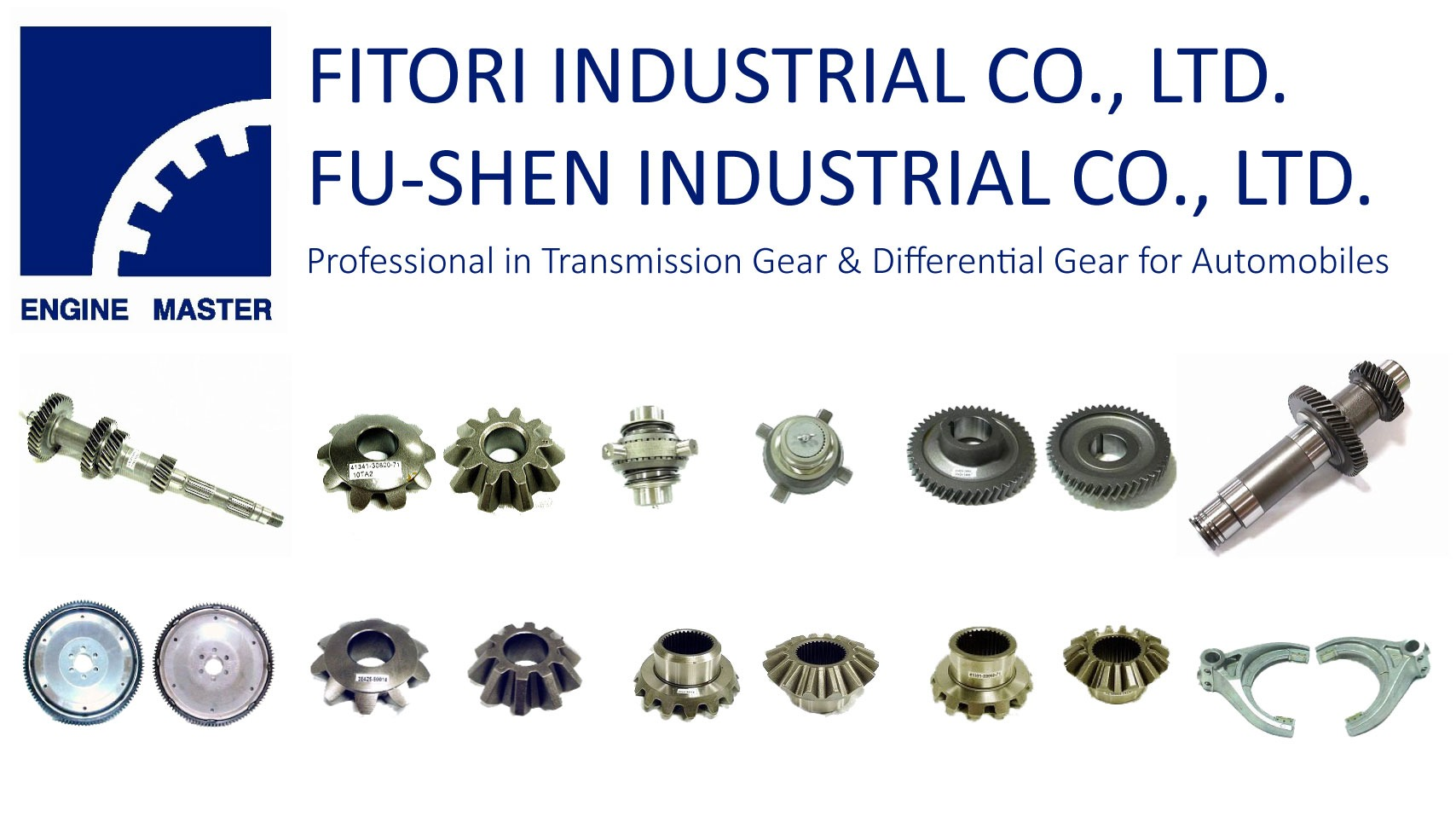 Transmission Parts for Forklift made by FITORI INDUSTRIAL CO., LTD. (FU-SHEN) 馥勝工業股份有限公司 – MatchSupplier.com