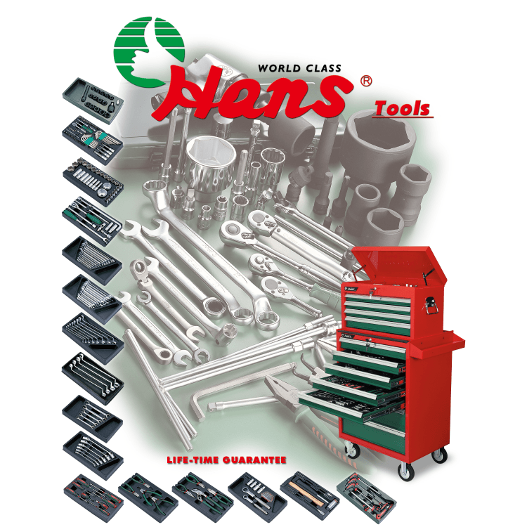 Tool Kit Trolley for Repair Tool Set made by HANS tool industrial Co., Ltd. 向得行興業股份有限公司 – MatchSupplier.com