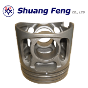 Komatsu Piston for Engine Parts made by Shuang Feng Co., LTD. 雙㠦企業有限公司 – MatchSupplier.com