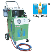 A/C System Flushing Machine made by Why Wait Machinery Co. LTD. 樺偉機械有限公司 – MatchSupplier.com