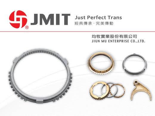 Synchronizer Ring for Transmission Systems made by JIUN MU ENTERPRISE CO., LTD. 均牧實業股份有限公司 – MatchSupplier.com