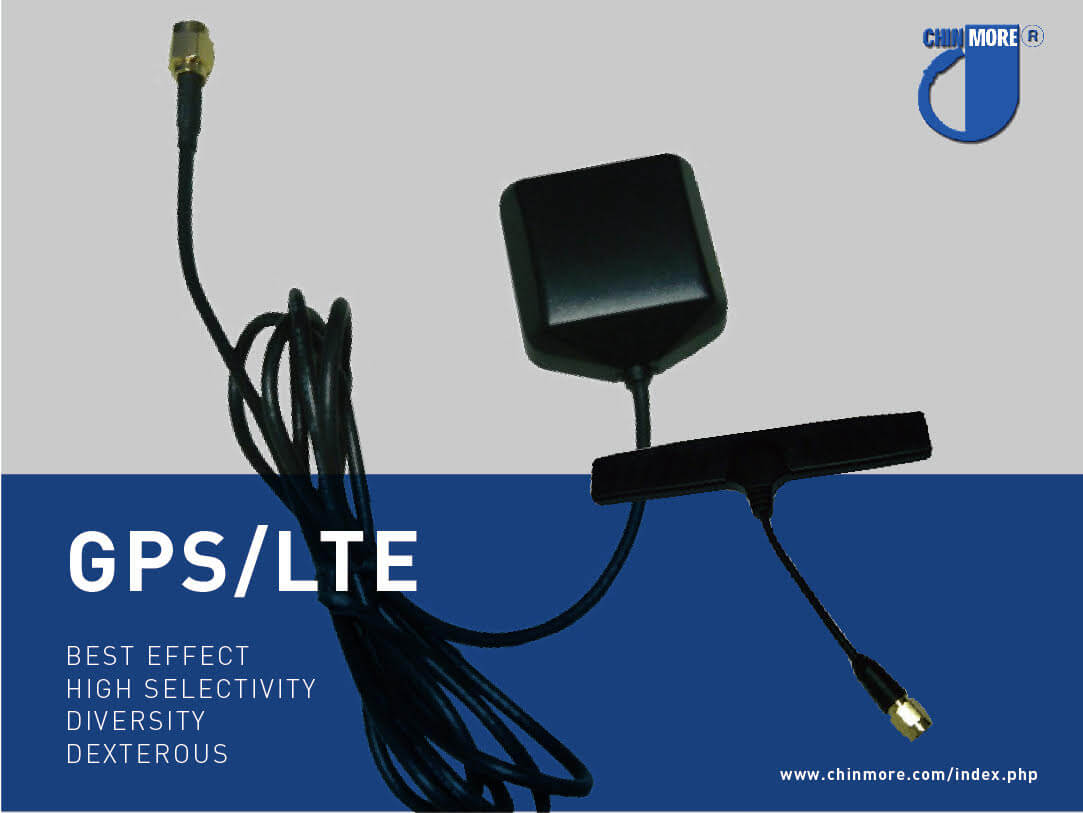 Chinmore - GPS / LTE Antenna - Match Supplier