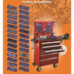 Truck / Agricultural / Heavy Duty Tool Kit Trolley for Repair Tool Set / Kit made by Chian Chern Tool Co., Ltd. 阡宸工具有限公司 - MatchSupplier.com