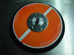Bicycle / Motorcycle Sanding Pad / Disc for Pneumatic (Air) Tools made by SOARTEC INDUSTRIAL CORP. 暐翔工業有限公司 - MatchSupplier.com