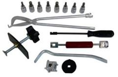 Automobile Repair Tools for Brake System for Repair Tool Set / Kit made by UNIQUE BY TOOL CO., LTD. 意正有限公司 - MatchSupplier.com