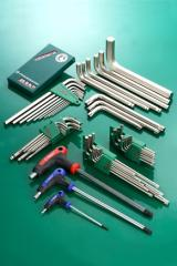 Automobile Hex Key Wrench Set for Repair Tool Set / Kit made by HANS tool industrial Co., Ltd. 向得行興業股份有限公司 - MatchSupplier.com
