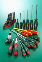 Automobile Screwdriver Set for Repair Tool Set / Kit made by HANS tool industrial Co., Ltd. 向得行興業股份有限公司 - MatchSupplier.com