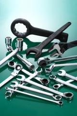 Automobile Wrench Set for Repair Tool Set / Kit made by HANS tool industrial Co., Ltd. 向得行興業股份有限公司 - MatchSupplier.com