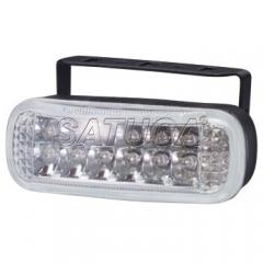 Bus LED Daytime Running Lights for Lighting Series made by YUNGLI TRAFFIC EQUIPMENT CO., LTD. 永麗交通器材股份有限公司 - MatchSupplier.com