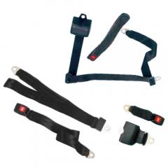 4x4 Pick Up Retractable Seat Belt for Auto Interior  Accessories made by  GOOD SUCCESS CORP. 川浩企業股份有限公司 - MatchSupplier.com