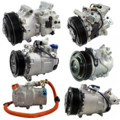 Automobile A/C Compressor for Air-Conditioning Systems  made by JOHNICA AUTO INC. 振瀚企業有限公司 - MatchSupplier.com