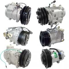 Truck / Trailer / Heavy Duty A/C Compressor for Air-Conditioning Systems  made by JOHNICA AUTO INC. 振瀚企業有限公司 - MatchSupplier.com