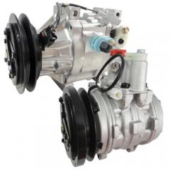 Agricultural / Tractor A/C Compressor for Air-Conditioning Systems  made by JOHNICA AUTO INC. 振瀚企業有限公司 - MatchSupplier.com