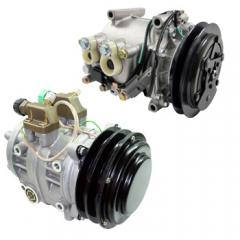Bus A/C Compressor for Air-Conditioning Systems  made by JOHNICA AUTO INC. 振瀚企業有限公司 - MatchSupplier.com