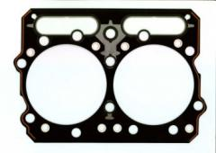 Truck / Trailer / Heavy Duty Cylinder Gaskets for Diesel Engine Parts made by MATSUYAMA CO., LTD. 明芝亞實業有限公司 - MatchSupplier.com