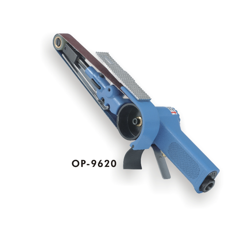 Truck / Agricultural / Heavy Duty Air Belt Sander for Pneumatic (Air) Tools made by ONPIN PNEUMATIC INDUSTRY CO., LTD 宏斌氣動工業股份有限公司 - MatchSupplier.com