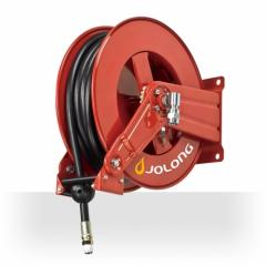 Automobile Hose Reels for Repair / Maintenance Equipment made by Jolong Machine Industrial Co.,LTD. 久隆機械工業有限公司 - MatchSupplier.com