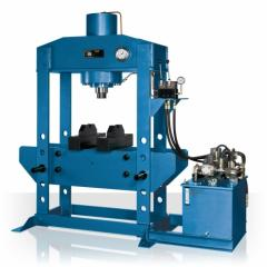 General Tools Automatic Hydraulic Press for Repair / Maintenance Equipment made by Jolong Machine Industrial Co.,LTD. 久隆機械工業有限公司 - MatchSupplier.com