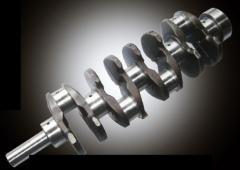 Automobile Crankshafts for Gasoline Engine Parts made by LU CHOU MACHINE CO., LTD. 蘆洲機械有限公司 - MatchSupplier.com