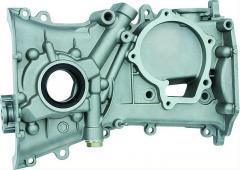 Automobile Oil Pumps for Gasoline Engine Parts made by LU CHOU MACHINE CO., LTD. 蘆洲機械有限公司 - MatchSupplier.com