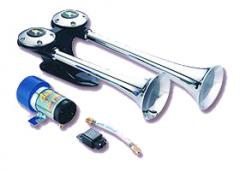Automobile Horns for Auto Exterior Accessories made by Everplus Car Horn Co., LTD. 永盈企業股份有限公司 - MatchSupplier.com