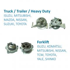 Truck / Trailer / Heavy Duty Oil Pump Gear for Transmission Systems made by FITORI INDUSTRIAL CO., LTD. (FU-SHEN) 馥勝工業股份有限公司 - MatchSupplier.com