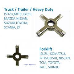 Truck / Trailer / Heavy Duty Spider for Transmission Systems made by FITORI INDUSTRIAL CO., LTD. (FU-SHEN) 馥勝工業股份有限公司 - MatchSupplier.com