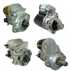 Agricultural / Tractor Starter Motor for Electrical Parts made by JOHNICA AUTO INC. 振瀚企業有限公司 - MatchSupplier.com