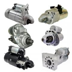 4x4 Pick Up Starter for Gasoline Engine Parts made by JOHNICA AUTO INC. 振瀚企業有限公司 - MatchSupplier.com