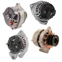 Truck / Trailer / Heavy Duty Alternators / Generator for Gasoline Engine Parts made by JOHNICA AUTO INC. 振瀚企業有限公司 - MatchSupplier.com