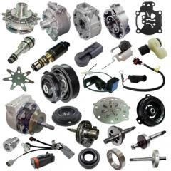 Automobile A/C Compressor Spare Parts for Air-Conditioning Systems  made by JOHNICA AUTO INC. 振瀚企業有限公司 - MatchSupplier.com