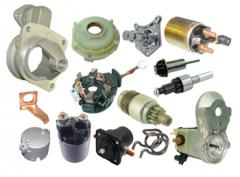 Truck / Trailer / Heavy Duty Starter Motor Parts for Electrical Parts made by JOHNICA AUTO INC. 振瀚企業有限公司 - MatchSupplier.com