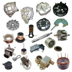 Automobile Alternator Parts for Electrical Parts made by JOHNICA AUTO INC. 振瀚企業有限公司 - MatchSupplier.com