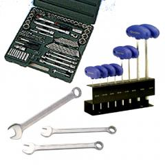 Automobile Wrench Set for Repair Tool Set  made by Hexa Tools  CO., LTD. 六宏工業股份有限公司 - MatchSupplier.com