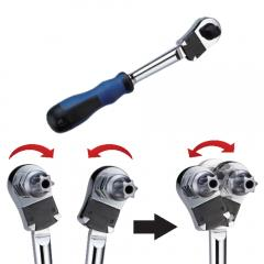 General Tools Flexible Ratchet Wrench for Repair Hand Tools made by YUN CHAN Industry Co., Ltd. 雍昌工業有限公司 - MatchSupplier.com