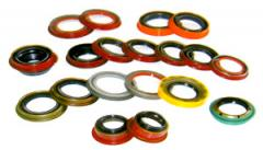 Agricultural / Tractor A/C Compressor Oil Seal for Air-Conditioning Systems  made by TCK TSUANG CHENG OIL SEAL CO., LTD. 全成油封實業股份有限公司 - MatchSupplier.com