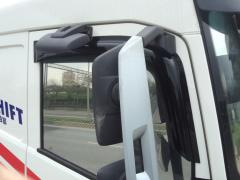 Truck / Trailer / Heavy Duty Window Visors for Auto Exterior Accessories made by Hsin Yi Chang Industry Co., Ltd. 振益昌有限公司 - MatchSupplier.com