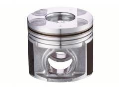 Truck / Trailer / Heavy Duty Pistons for Gasoline Engine Parts made by Jerng Fang Industrial Co., LTD. 正芳工業有限公司 - MatchSupplier.com