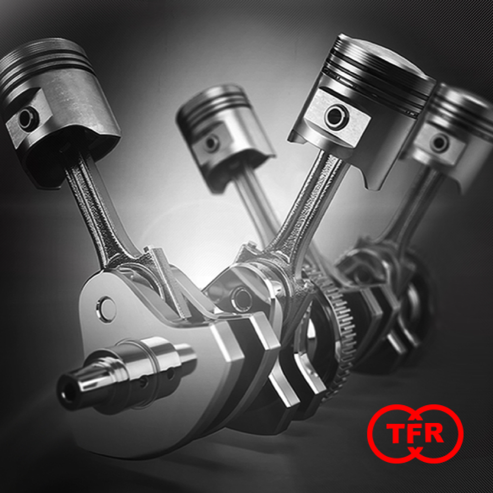 Truck / Trailer / Heavy Duty Pistons for Gasoline Engine Parts made by TFR Jerng Fang Industrial Co. LTD. 正芳工業有限公司 - MatchSupplier.com