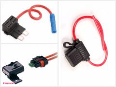 Truck / Trailer / Heavy Duty Fuse Holder for Electrical Parts made by CHE YEN INDUSTRIAL CO., LTD. 啟運興業股份有限公司 - MatchSupplier.com