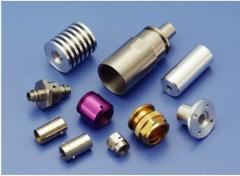 Agricultural / Tractor Optical Fiber Connector for Electrical Parts made by HOSHENG PRECISION HARDWARE CO., LTD. 和昇精密五金工業社 - MatchSupplier.com