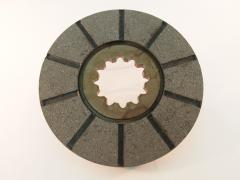 Agricultural / Tractor Brake Disc for Brake Systems made by Luh Dah Brake Corporation 陸達工業股份有限公司 - MatchSupplier.com