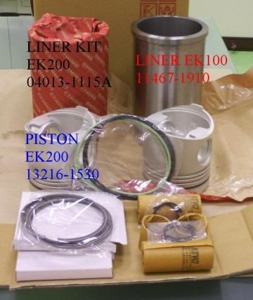 Agricultural / Tractor Liner Kit Assembly for Diesel Engine Parts made by Morida Auto Parts Co., LTD. 明煌國際有限公司 - MatchSupplier.com
