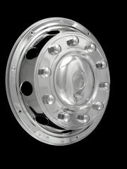 Automobile Wheel Cover for Auto Exterior Accessories made by SHINIEST INDUSTRIES, INC. 冠勉企業有限公司 - MatchSupplier.com