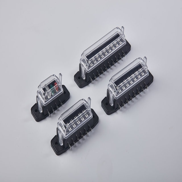 Automobile Fuse Block for Electrical Parts made by CHE YEN INDUSTRIAL CO., LTD. 啟運興業股份有限公司 - MatchSupplier.com