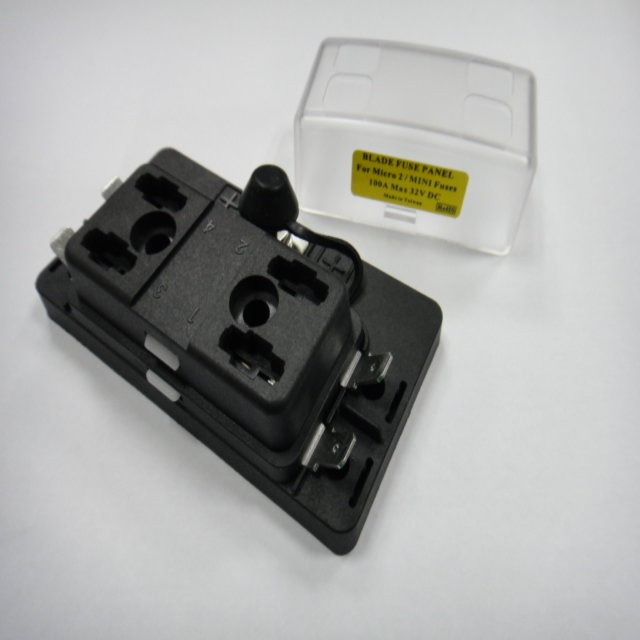 Bus Fuse Block for Electrical Parts made by CHE YEN INDUSTRIAL CO., LTD. 啟運興業股份有限公司 - MatchSupplier.com