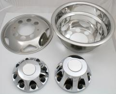 4x4 Pick Up Wheel Cover for Wheels / Tires Parts made by SHINIEST INDUSTRIES, INC. 冠勉企業有限公司 - MatchSupplier.com