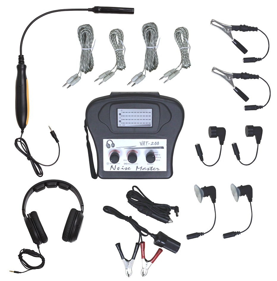 Bicycle / Motorcycle Noise Detector for Testing Equipment made by ECPAL VEHICLE CO., LTD. 威爾可有限公司 - MatchSupplier.com